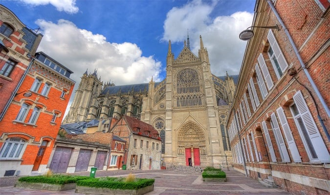 Cathédrale Notre-Dame de Amiens
