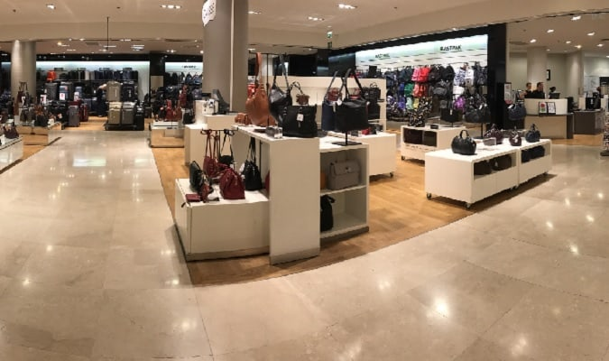Galeries Lafayette Toulouse